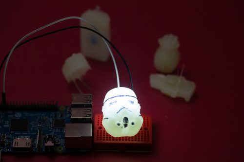 make your own custom LEDs for Raspberry Pi