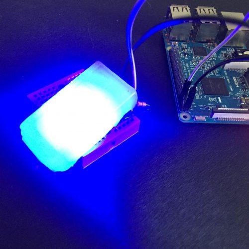 make your own custom LEDs for Raspberry Pi