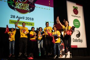 Coolest Projects UK 2018 Raspberry Pi Foundation CoderDojo
