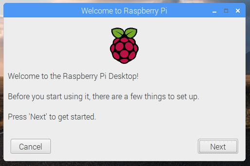Raspbian update: first-boot setup wizard and more - Raspberry Pi