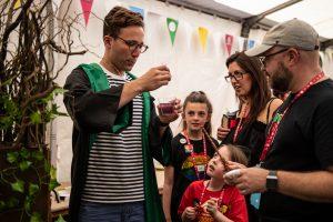 Raspberry Pi event Raspberry Fields 2018