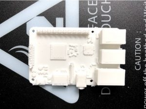 3D-printed Raspberry Pi 3