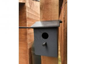 3D-printed raspberry pi bird box