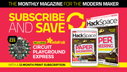 raspberry pi press hackspace magazine