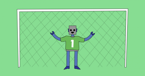 Beat the goalie scratch raspberry pi