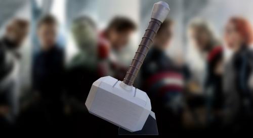 Raspberry Pi Thor case