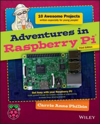 Adventures in Raspberry Pi - Raspberry Pi books