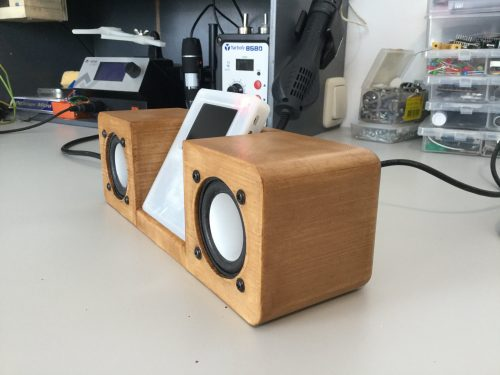 PiPod Raspberry Pi music player