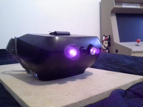 night vision goggles Raspberry Pi Zero