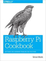 Simon Monk Raspberry Pi Cookbook - Raspberry Pi books