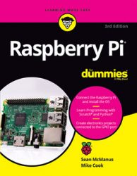 Raspberry Pi for Dummies - Raspberry Pi books