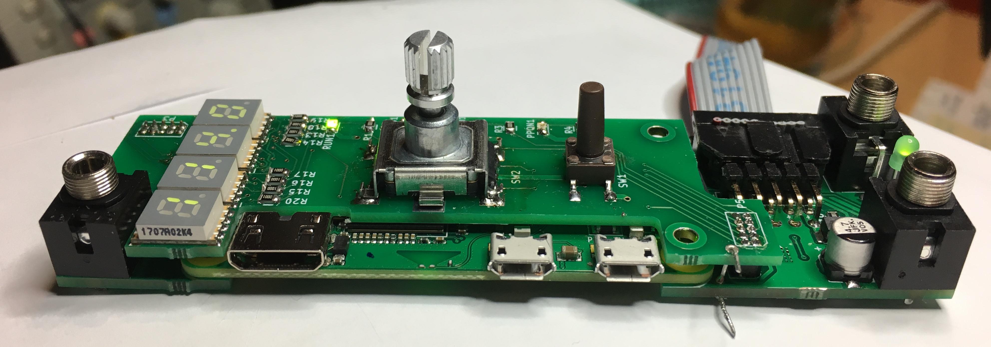 spink0 Raspberry Pi Zero W eurorack modular synth
