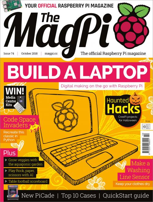 MagPi 74