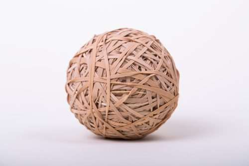 Pi Towers Raspberry Pi Rubber Band Ball