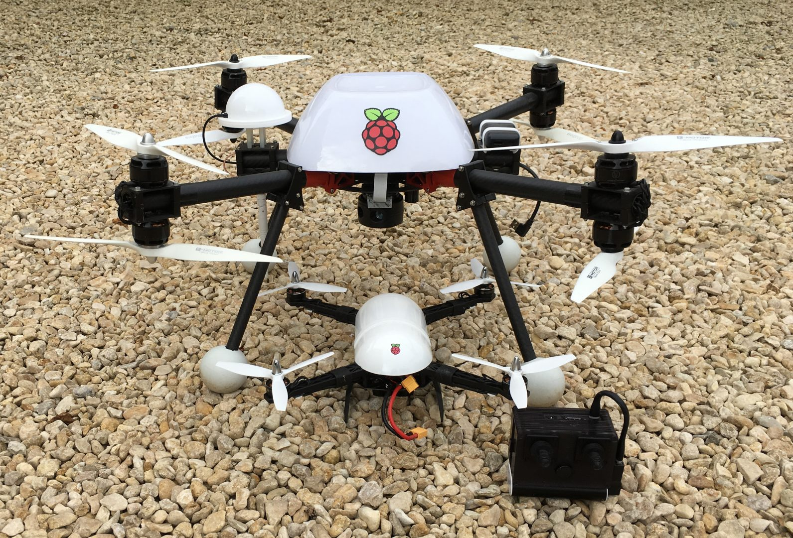 low cost drone based application - HD1591×1080