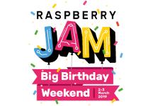 Raspberry Jam Big Birthday Weekend 2019