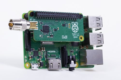 Introducing the Raspberry Pi TV HAT