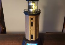 Lame_Dave's Raspberry Pi Lighthouse Trinity Buoy Wharf