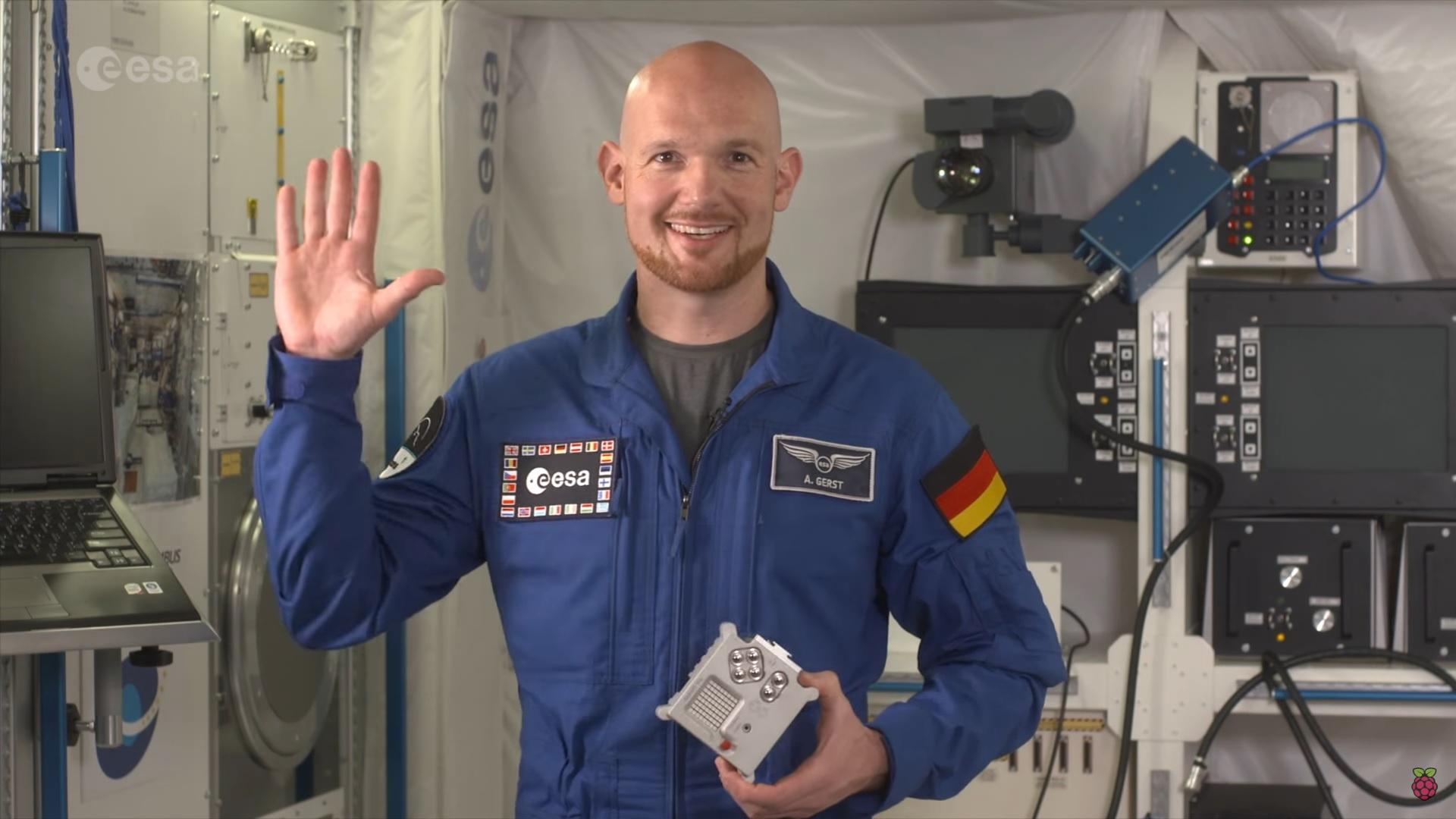Astro Pi Mission Zero 2018/19