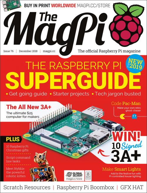 MagPi 76  our updated Raspberry Pi Superguide! - Raspberry Pi bc026218a54