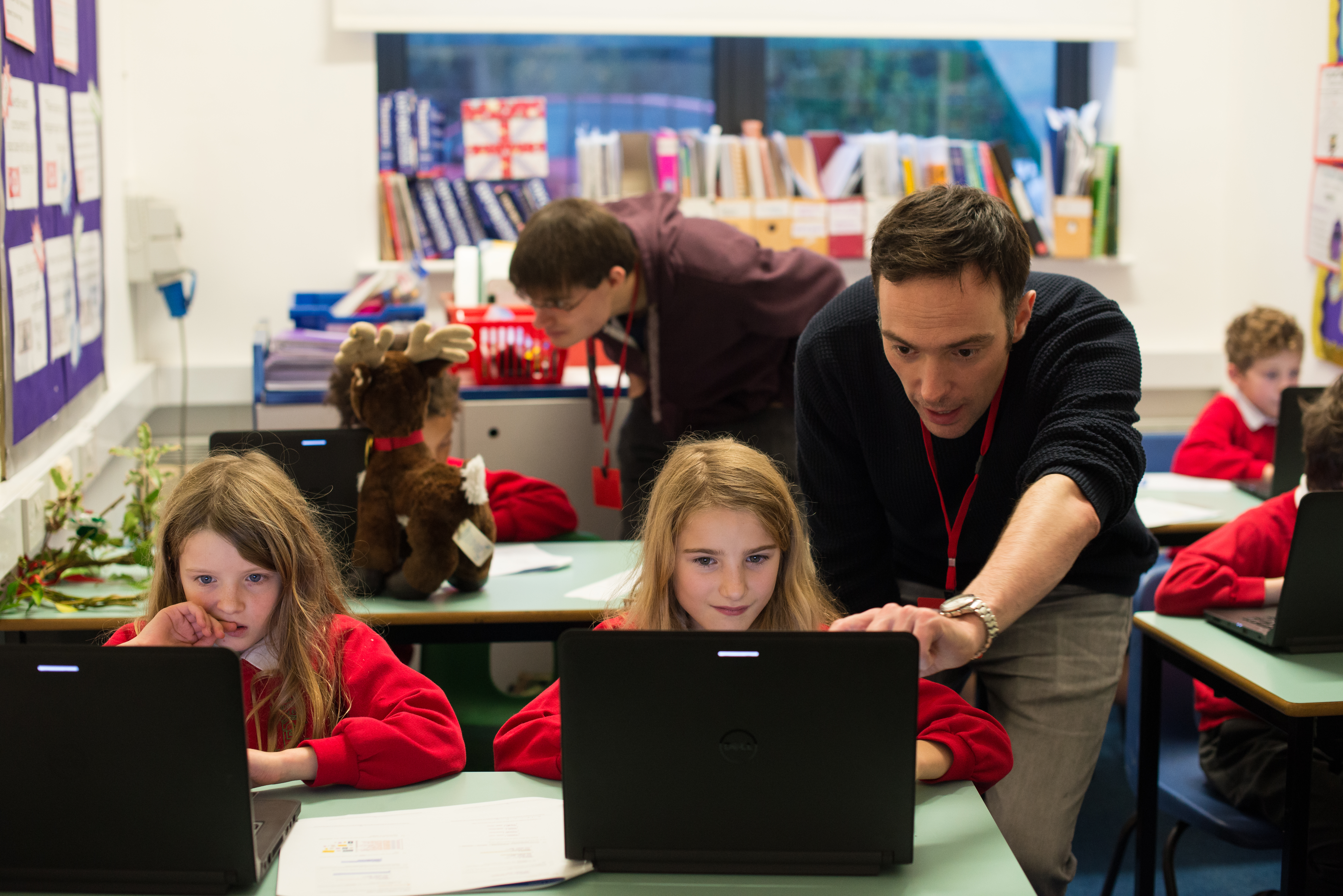 The National Centre for Computing Education: your questions answered