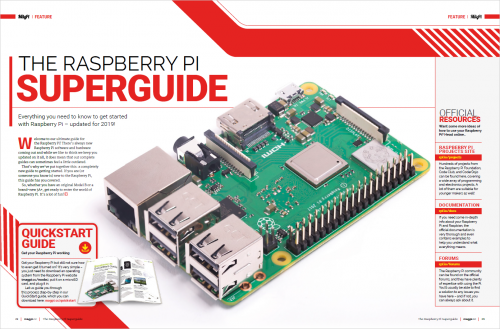 MagPi 76  our updated Raspberry Pi Superguide! - Raspberry Pi e3750d8adfd