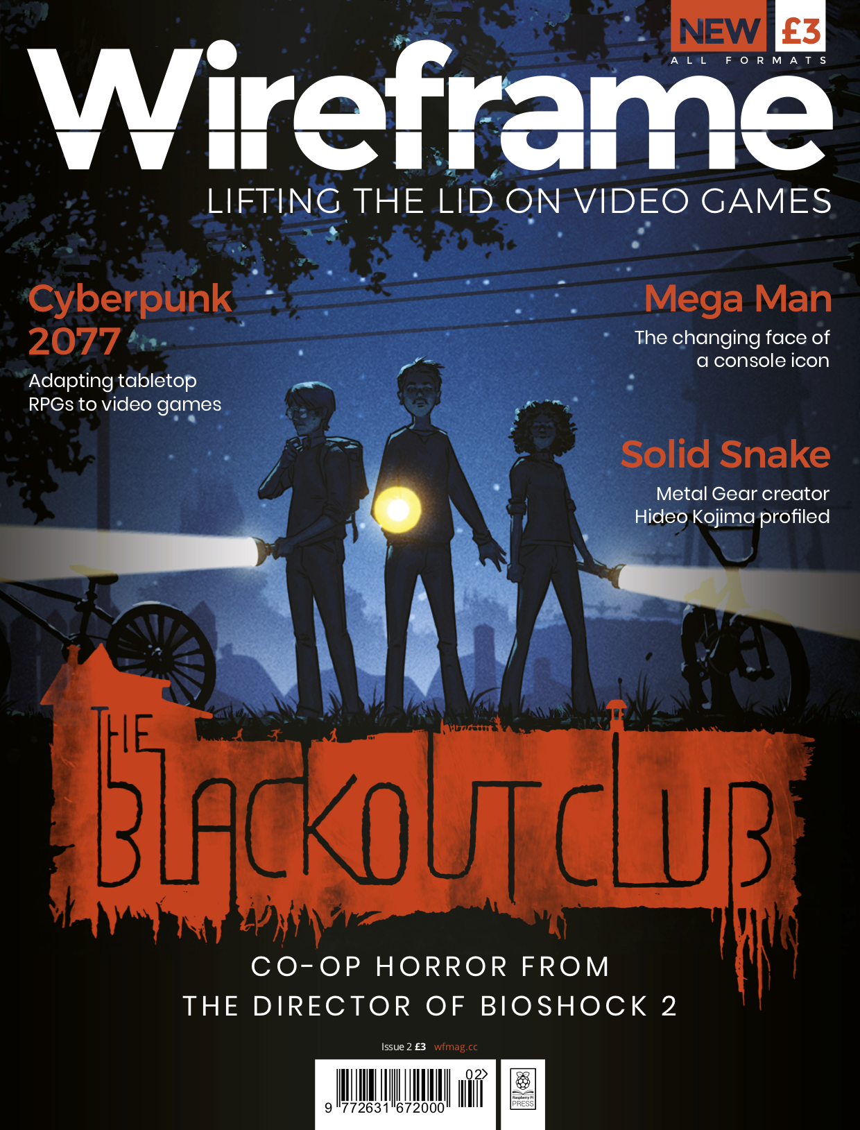 Wireframe 2: The Blackout Club, Battlefield V anxiety, and more