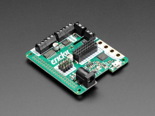 Making Robot Friends with the Crickit HAT for Raspberry Pi - Raspberry Pi