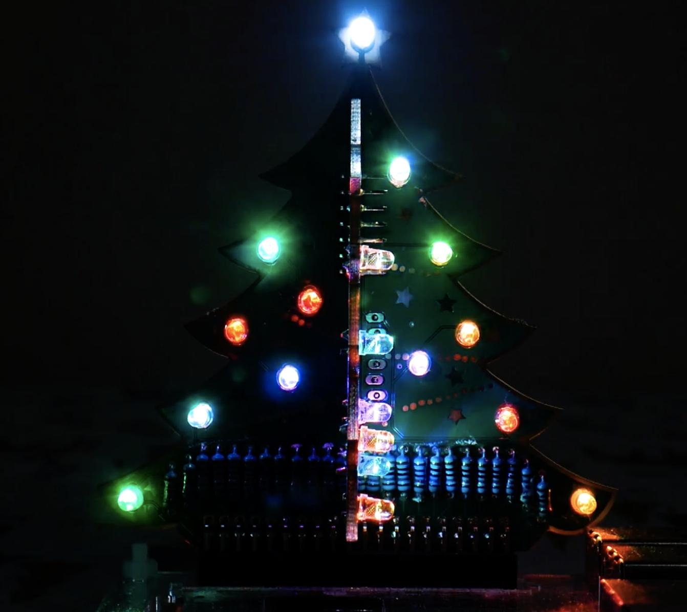 Christmas lights 2018