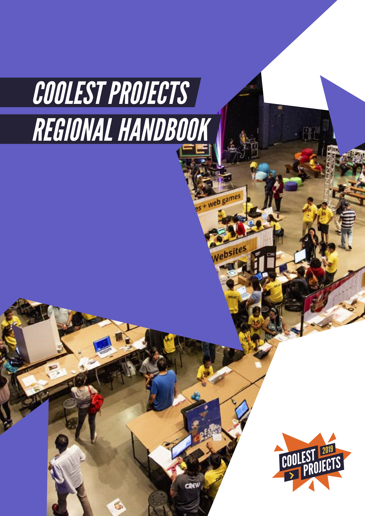 Our ultimate guide to running your own Coolest Projects event