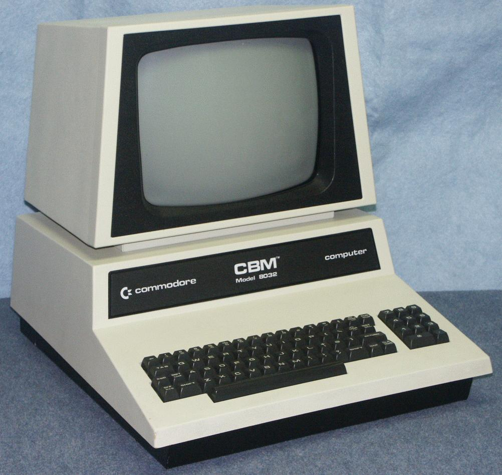 Build your own Commodore PET model 8032 - Raspberry Pi