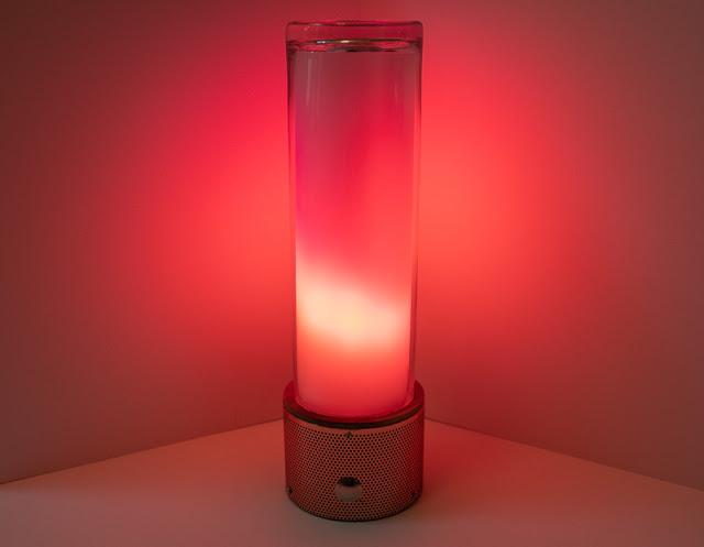 Digital lava lamp! - Raspberry Pi
