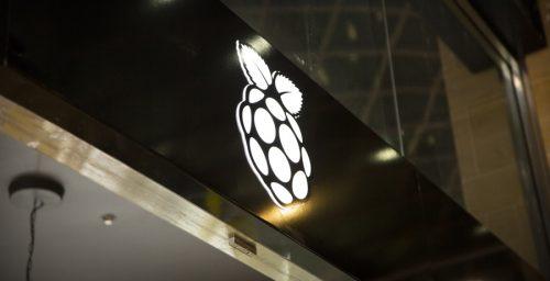 Raspberry Pi商店標誌