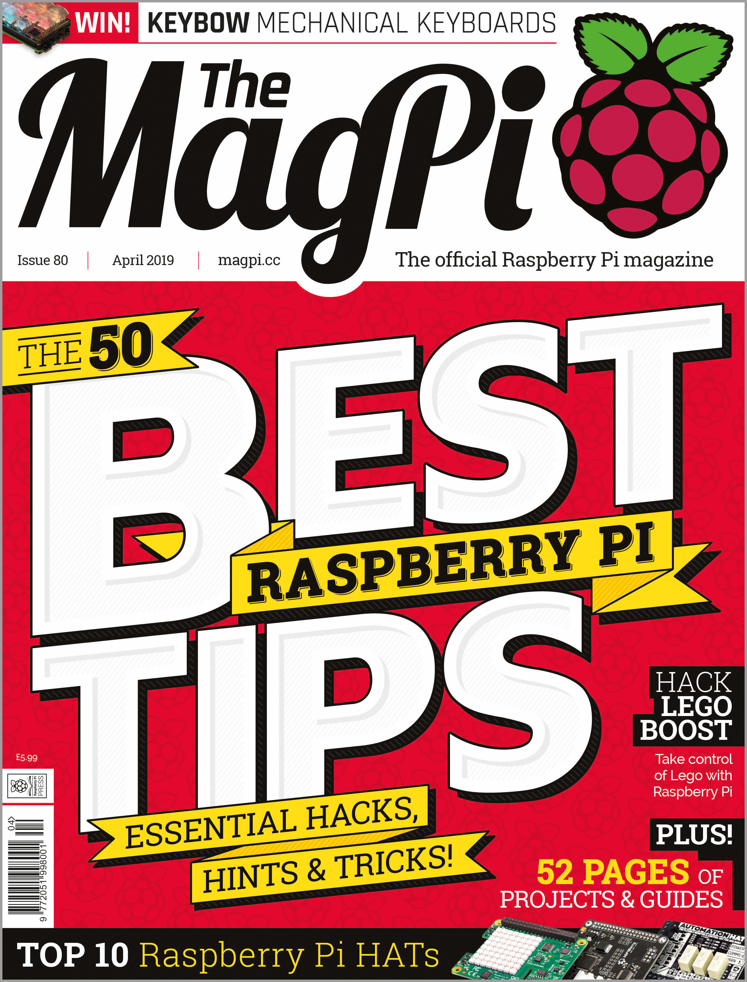 Yoga training with YogAI and a Raspberry Pi smart mirror | The MagPi issue 80