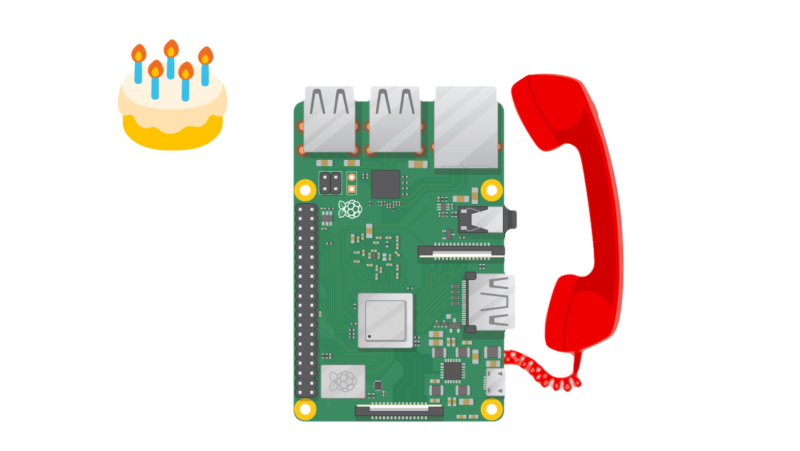 Automatic Calling System using Raspberry Pi - Raspberry Pi