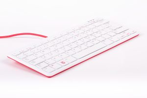 Raspberry Pi official keyboard - Spanish layout