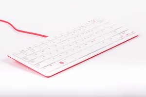 Raspberry Pi official keyboard - English (US) layout