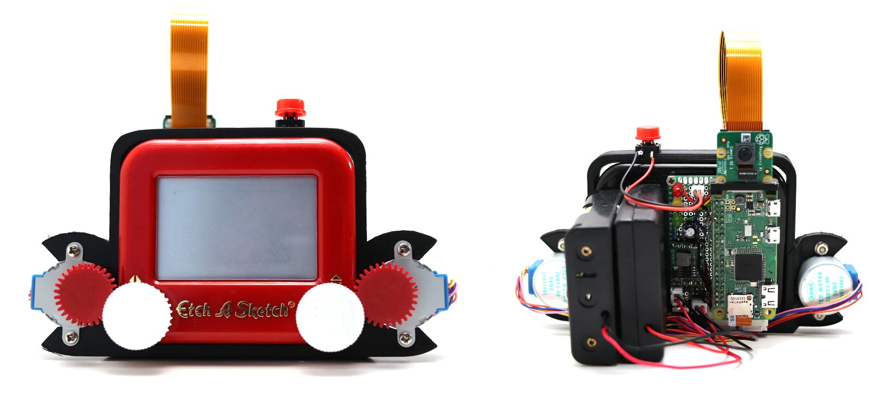 Raspberry Pi Camera Module | Noise