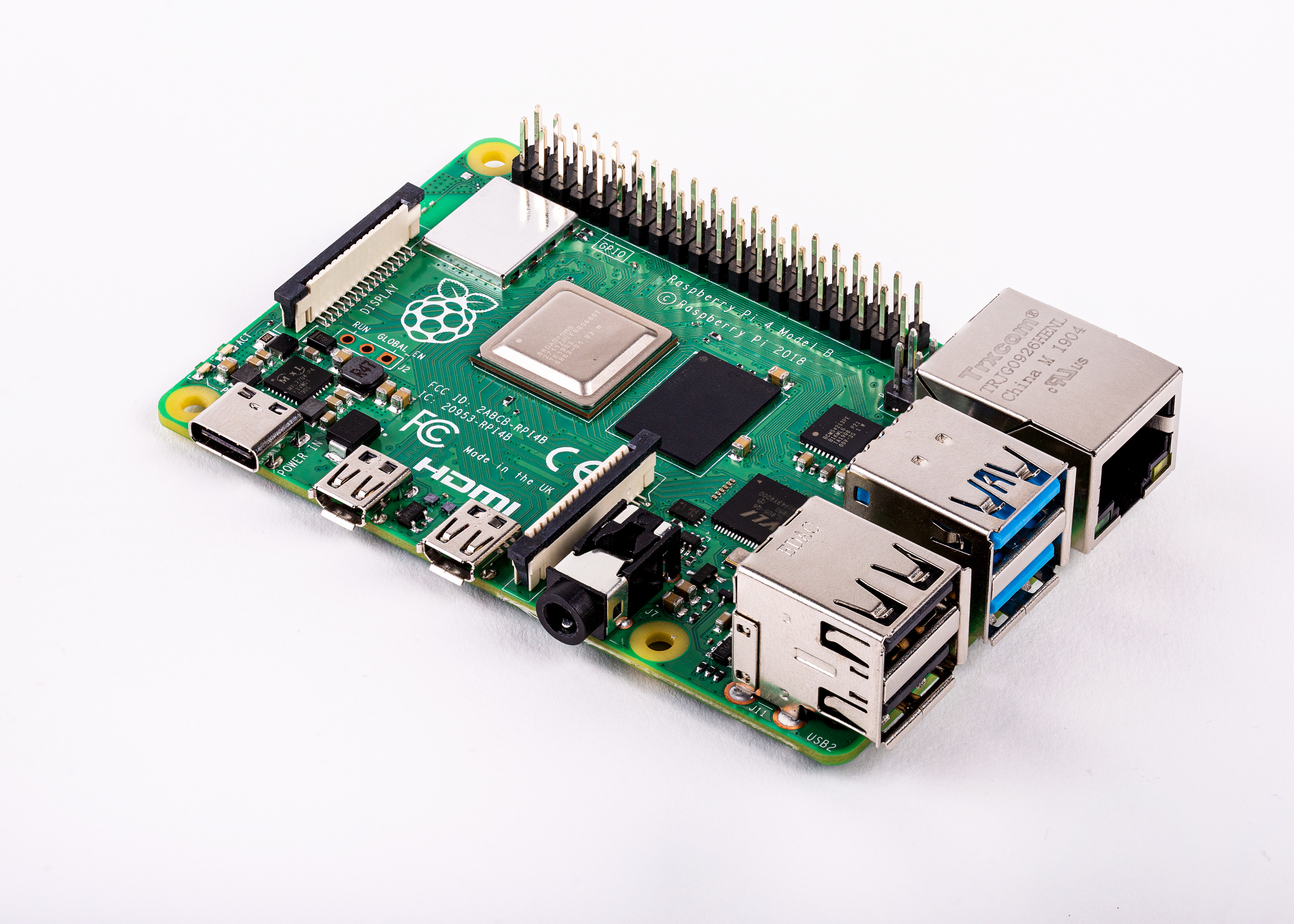 Raspberry Pi 4 on sale now from $35