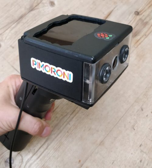 Build your own Raspberry Pi night vision camera