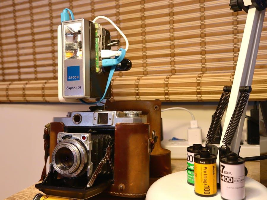 Raspberry Pi Camera Module | FreeIO