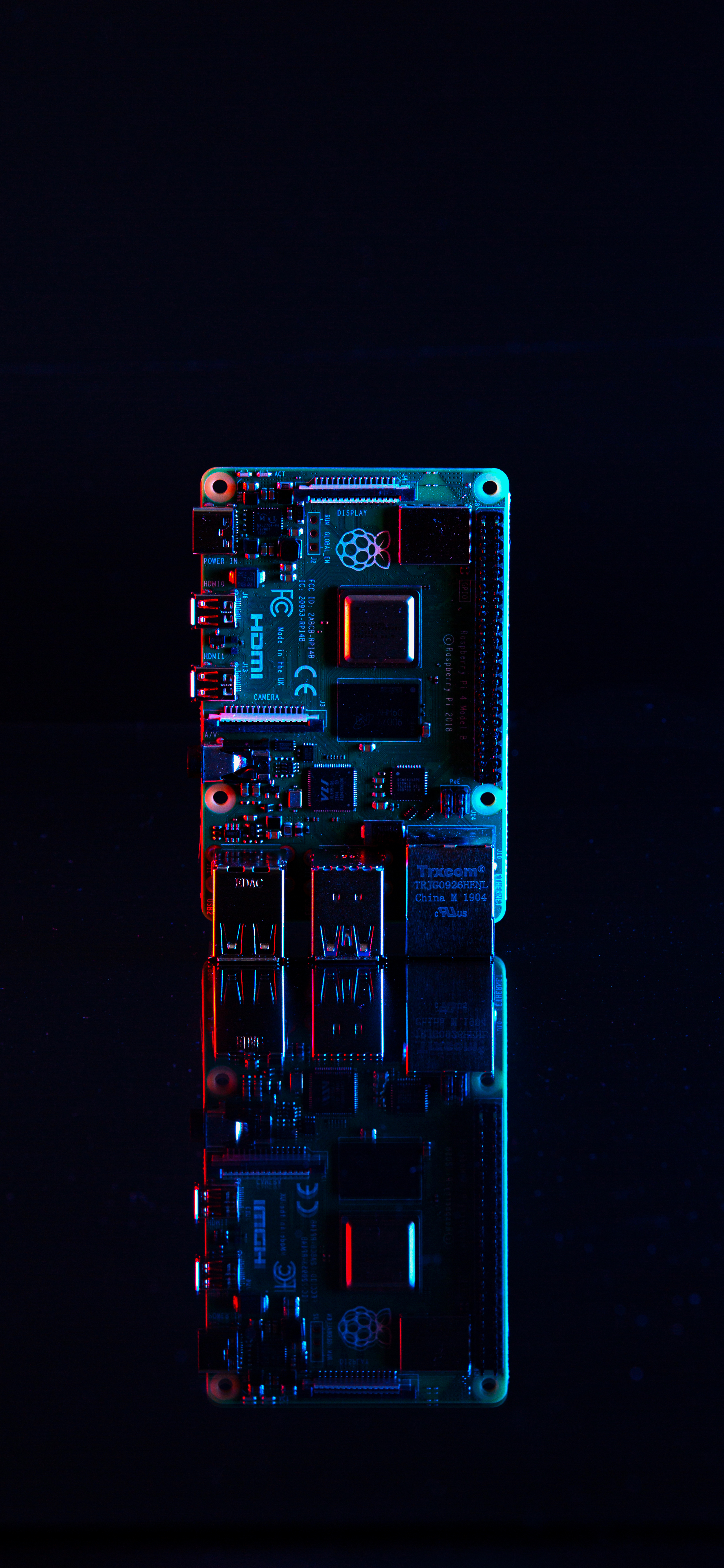 A Rather Snazzy Raspberry Pi 4 Wallpaper For Your Phone And Computer Raspberry Pi