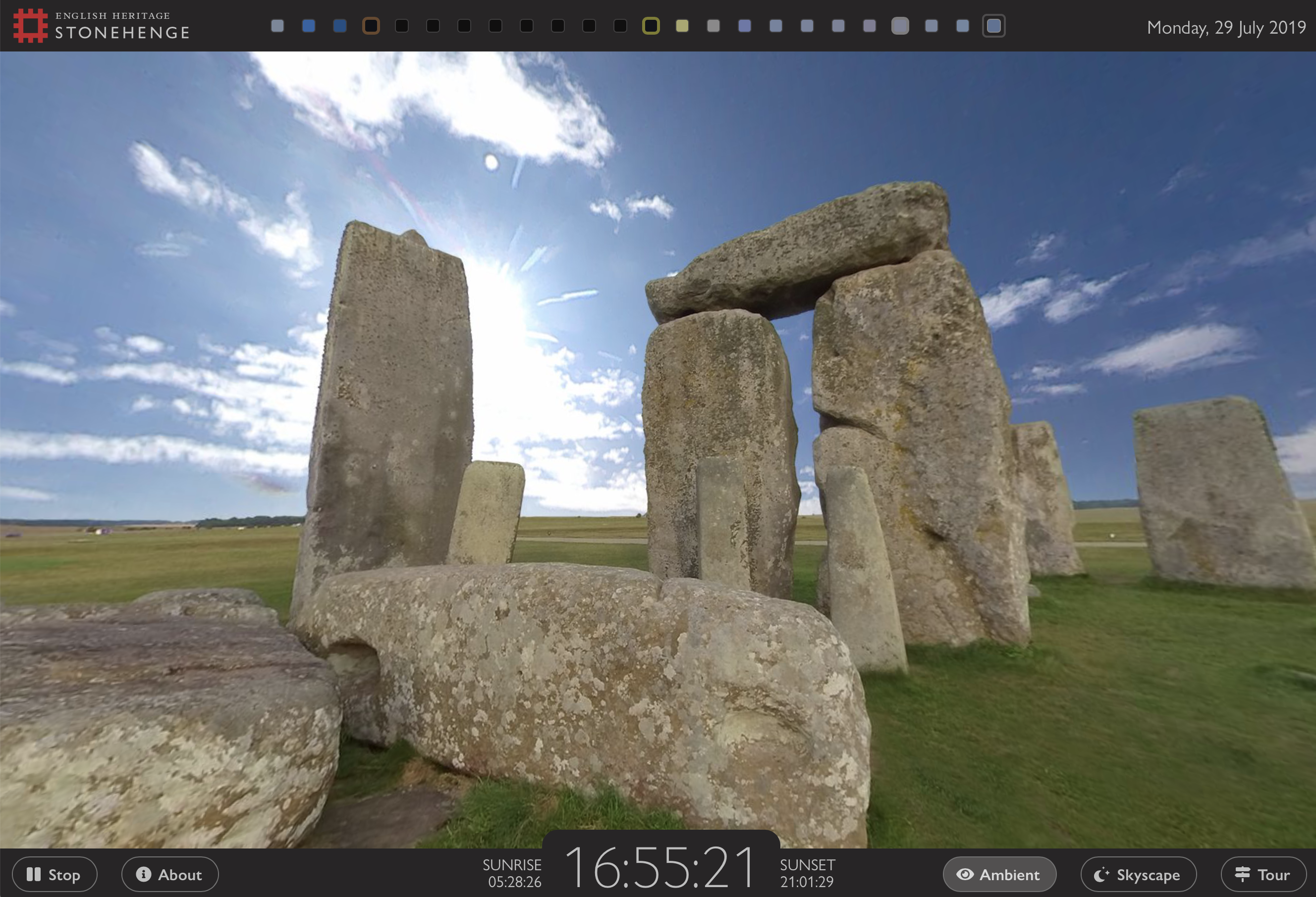 View Stonehenge in real time via Raspberry Pi - Raspberry Pi