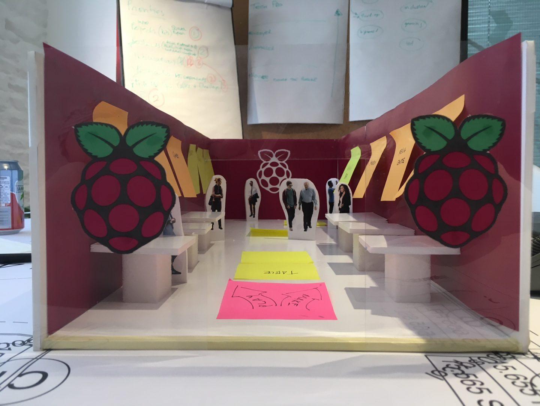 Designing distinctive Raspberry Pi products
