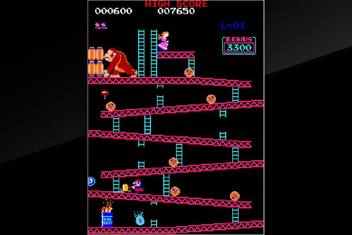 Code your own Donkey Kong barrels | Wireframe issue 24 - Raspberry Pi