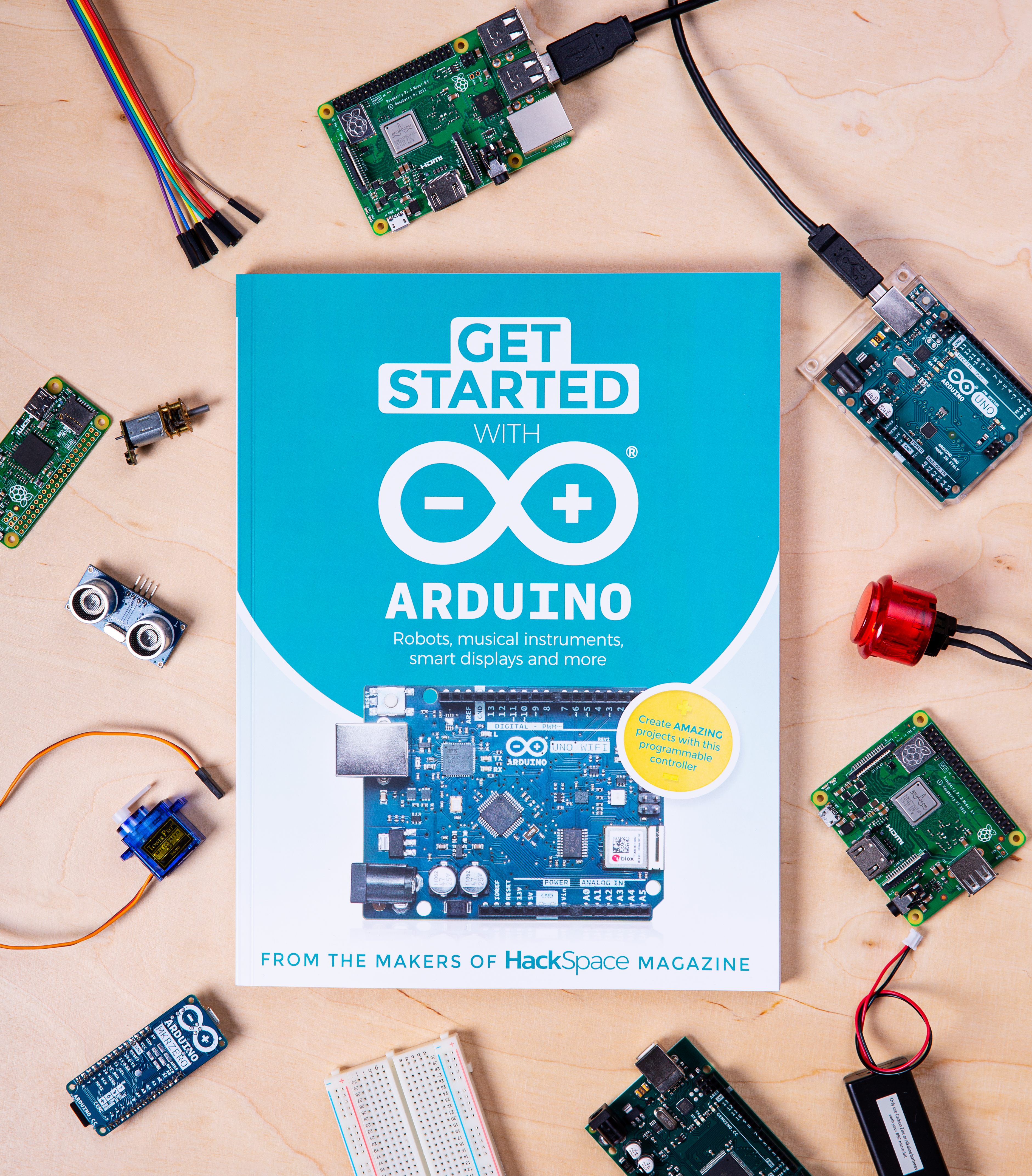 Get started with... Arduino? - Raspberry Pi