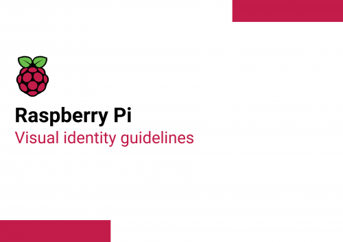 Raspberry Pi Visual Guidelines
