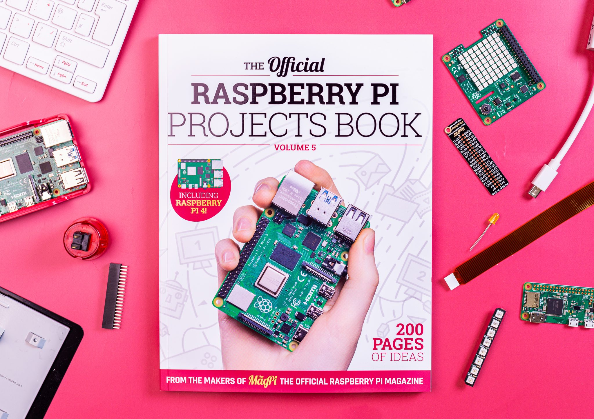 More new books from The MagPi and HackSpace magazines - Raspberry Pi