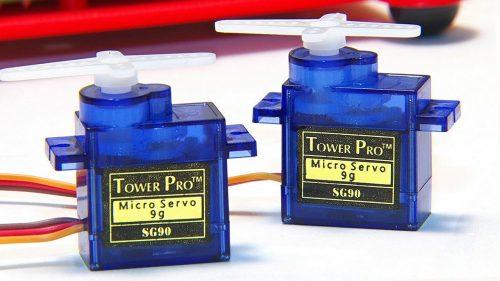 How to control multiple servo motors with Raspberry Pi - Raspberry Pi