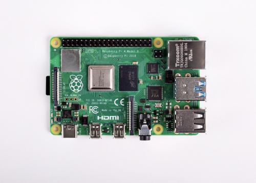 The Raspberry Pi 4, Model B